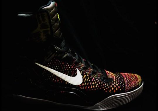"Nike Kobe 9 Elite ""Masterpiece"" – Release Reminder"
