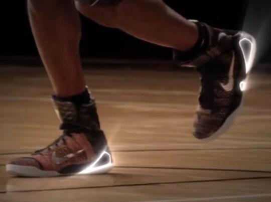 Nike Kobe 9 Elite: Stability