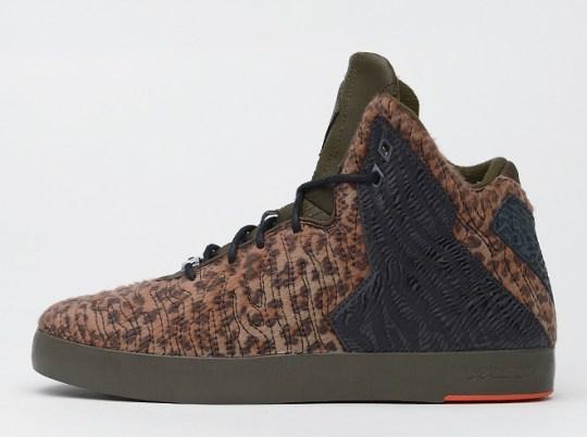 """Leopard"" Nike LeBron 11 NSW Lifestyle"