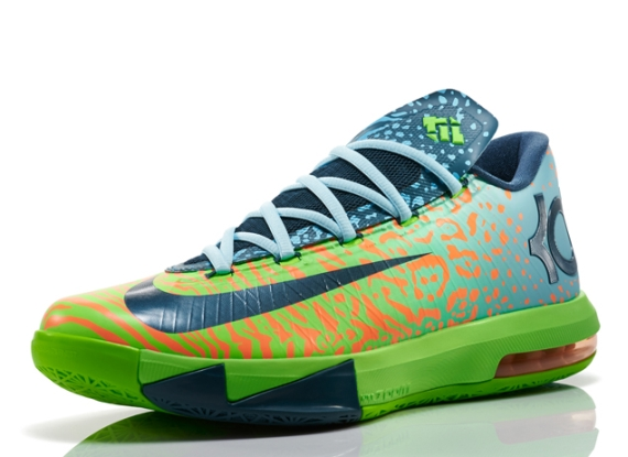 """Did you miss out on the KD 6 """"Aunt Pearl"""" pair this week? If so then you  don't have too much to complain about – there's another KD 6 joint dropping  ..."""
