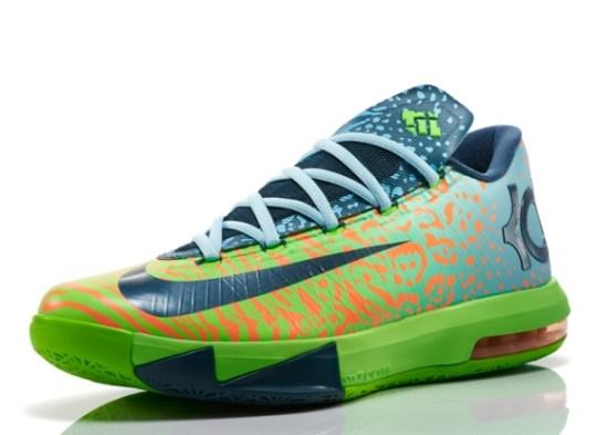 """Nike KD 6 """"Liger"""" – Release Reminder"""