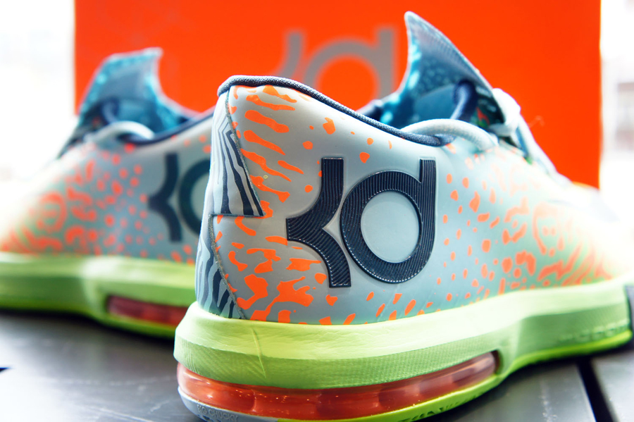 a detailed look at the nike kd 6 quotligerquot sneakernewscom