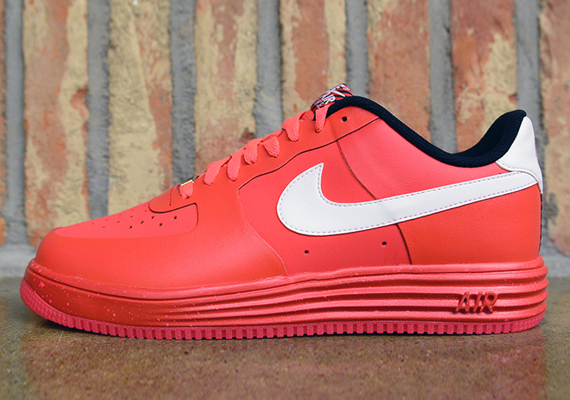 Nike Lunar Air Force 1 Lo Ns Rouge Universitaire Prm