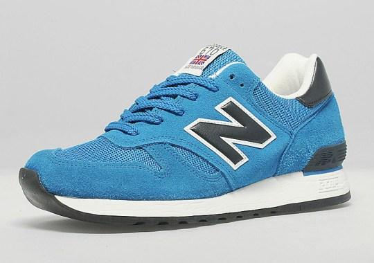 New Balance 670 – Royal Blue – Black – White