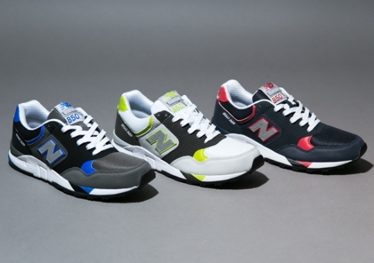 New Balance 850 – Spring 2014 Releases