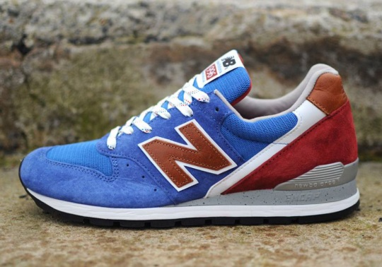 """New Balance 996 """"Made in USA"""" – April 2014 Preview"""