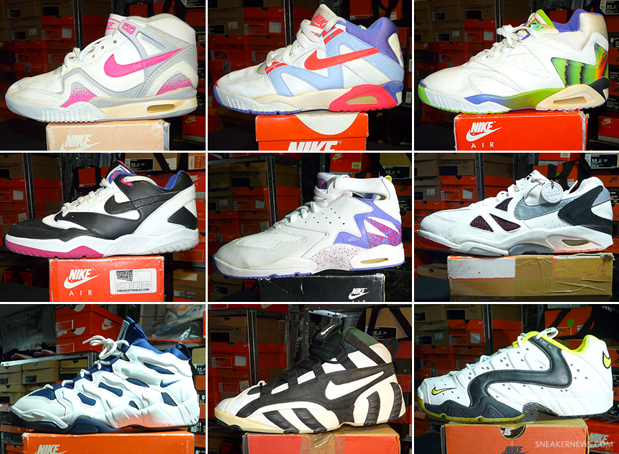 nike air agassi collection