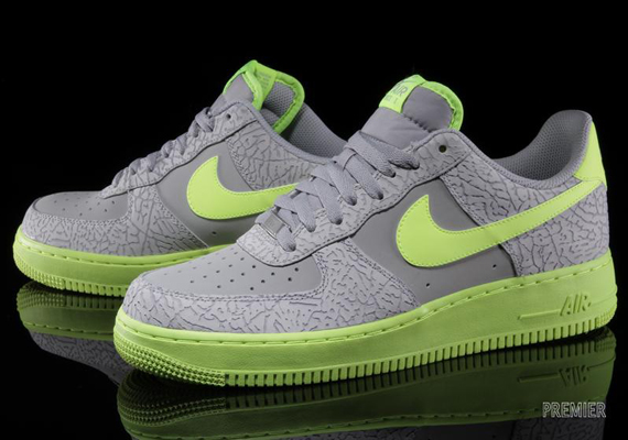 Nike Air Force 1 Grey