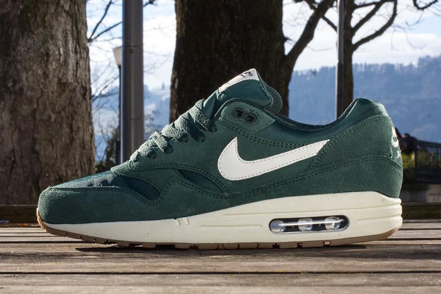 Nike Air Max 1 Groen
