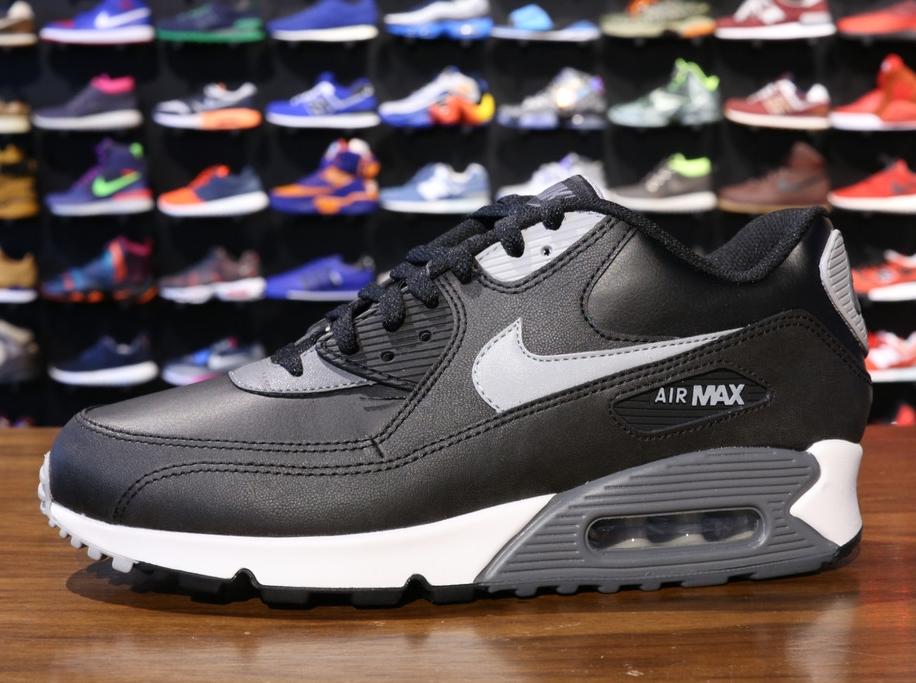 Nike Air Max 90 Black And Grey