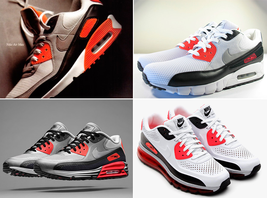 nike air max 90 ultra, Nike air max 2014 black orange