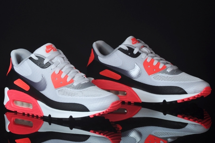 marco O cualquiera nuez  Nike Air Max 90 Infrared History