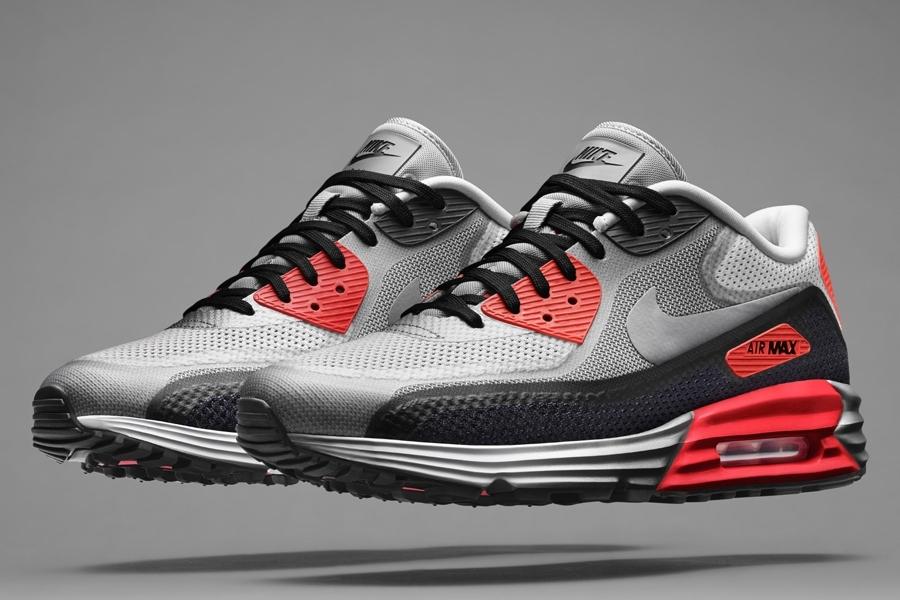Nike Air Max 90 Infrared History