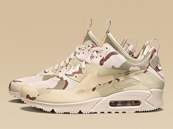 Nike Air Max 90 Sneakerboot 'Country Camo USA'