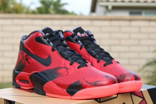 """Nike Air Up '14 All-Star """"Crescent City"""" – Release Reminder"""