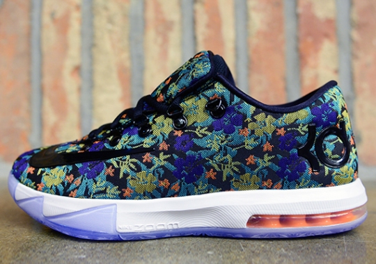 """Nike KD 6 EXT QS """"Floral"""""""