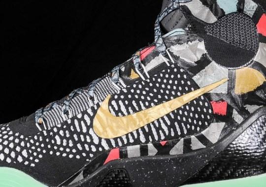 "Nike Kobe 9 Elite All-Star ""Devotion"""