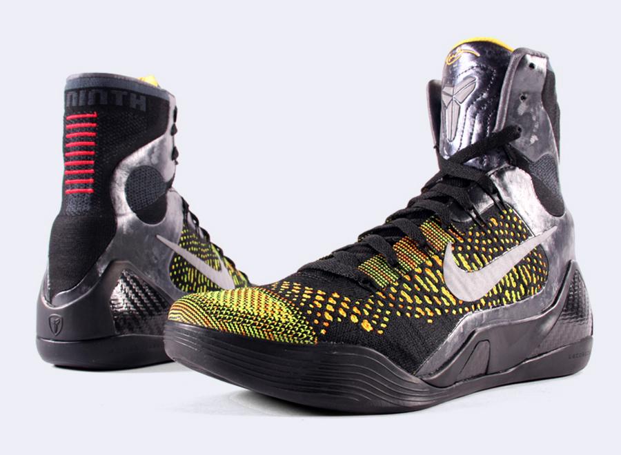 online store 17e6f 7e362 Nike Kobe 9 Elite