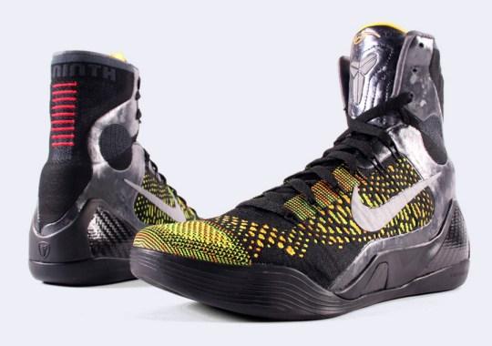 """Nike Kobe 9 Elite """"Inspiration"""" – Arriving at Retailers"""