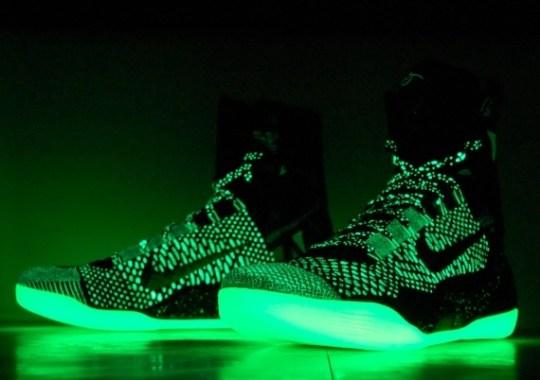 "Nike Kobe 9 Elite ""Nola Gumbo Glow"" Customs by Gourmet Kickz"