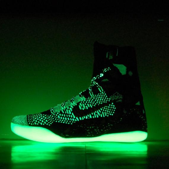 Nike Kobe 9 Elite Quot Nola Gumbo Glow Quot Customs By Gourmet