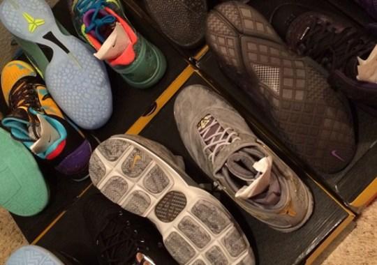 Nike Kobe Prelude Pack – Available on eBay