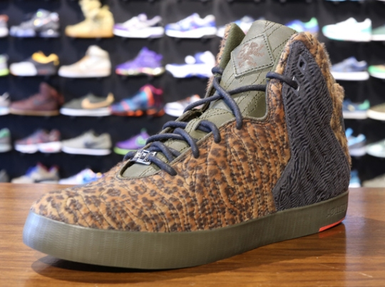 "Nike LeBron 11 NSW Lifestyle ""Leopard"" – Release Date"