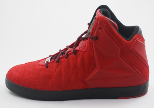 "Nike LeBron 11 NSW Lifestyle ""University Red"""