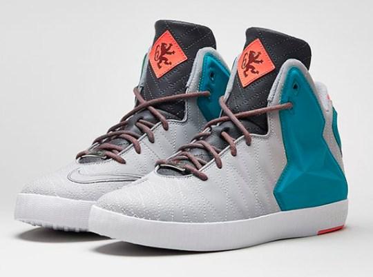 "Nike LeBron 11 NSW Lifestyle ""Miami Vice"" – Available"