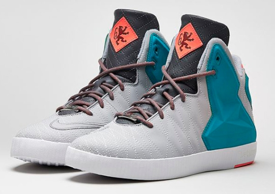 "Nike LeBron 11 NSW Lifestyle ""Miami Vice"" – Available"