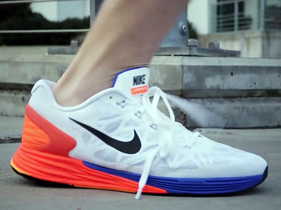 new product 36946 cfc75 Nike LunarGlide 6 - First Preview - SneakerNews.com