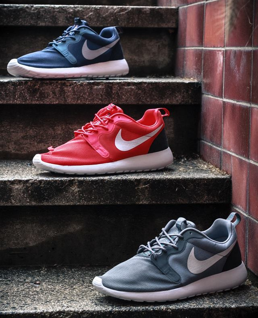 cb727e9e6217 Nike Roshe Run Hyperfuse - April 2014 Releases - SneakerNews.com