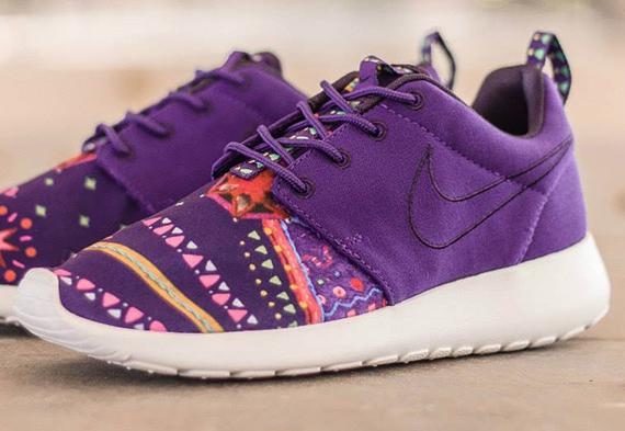 "nike shox chaussures de danse de remise en forme - Nike Roshe Run ""Moypup"" - SneakerNews.com"