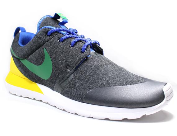Roshe Run Hommes - For Travel Nike Roshe Run Femmes S Olympic Chaussures Coal Noir Gris Blanc Best Choice Nike Réduction Vente En Ligne