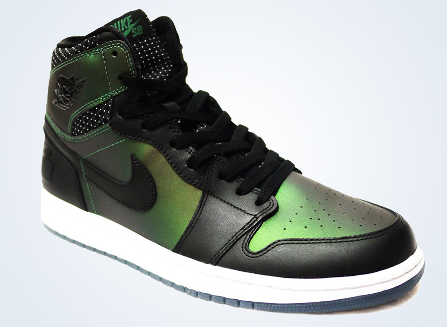 483bef72ce1fdd Nike SB x Air Jordan 1 by Craig Stecyk - SneakerNews.com