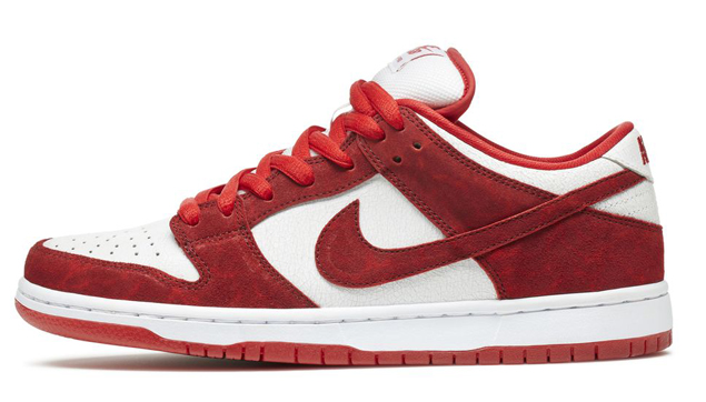 Nike Sb Dunk Low Valentines Day Release Date Sneakernews Com