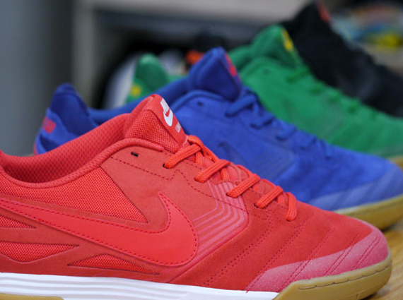 "meet 2c606 ab3f5 Nike SB Lunar Gato ""World Cup Pack"""