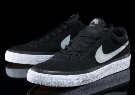 Nike SB Zoom Bruin Premium SE – Black – Base Grey