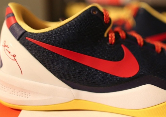 "Nike Kobe 8 ""Indiana Fever"" PE"