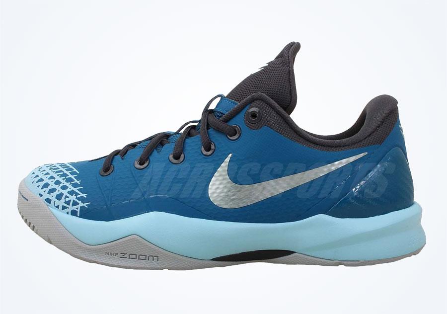 Nike Zoom Kobe Venomenon 4 Green Abyss Sea Spray Anthracite