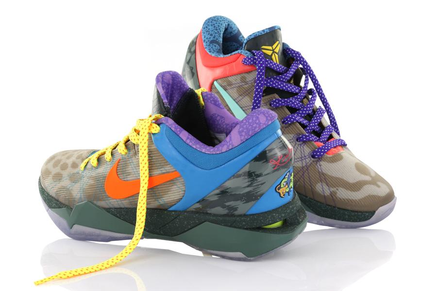 "finest selection f1059 e04d0 Nike Zoom Kobe 7 ""What the Kobe"""