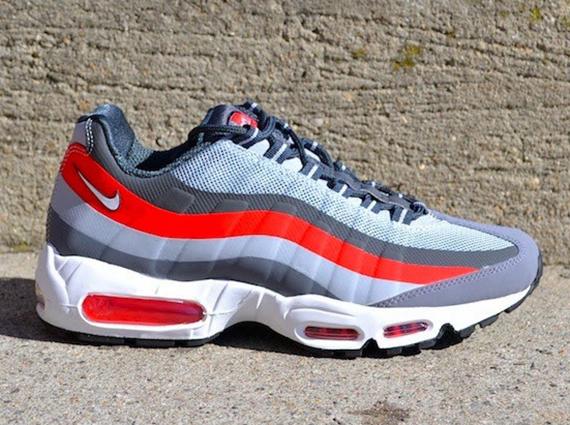 2014 Nike Air Max 95 Dates De Sortie