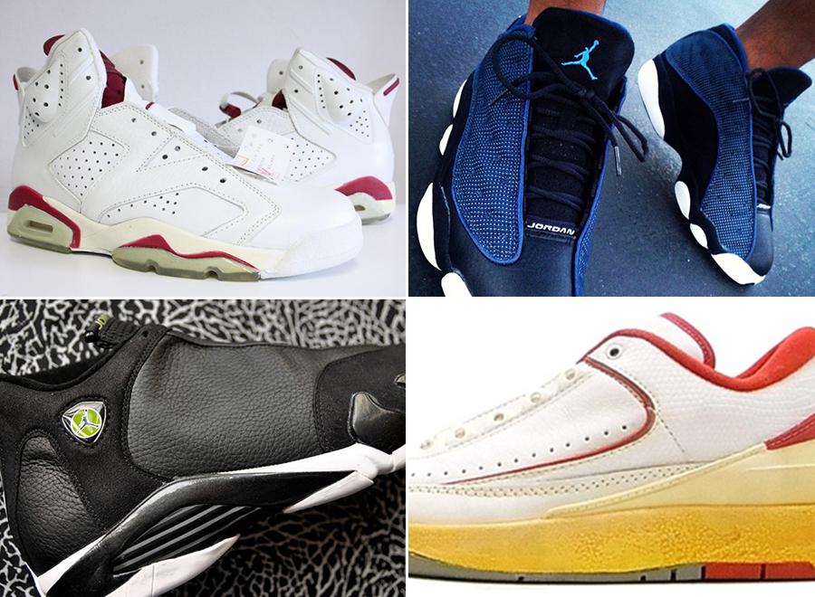purchase cheap 49c2e f443c What s Left of the Original Air Jordans  - SneakerNews.com