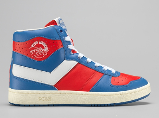PONY Footwear – Spring/Summer 2014 Collection