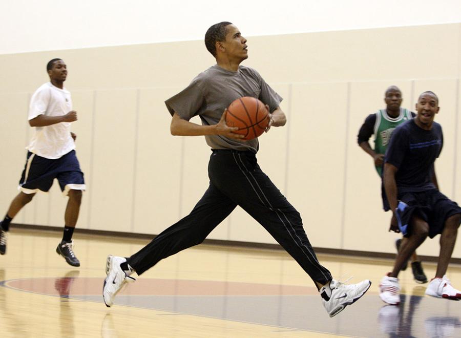 Obama Michael Jordan Shoes