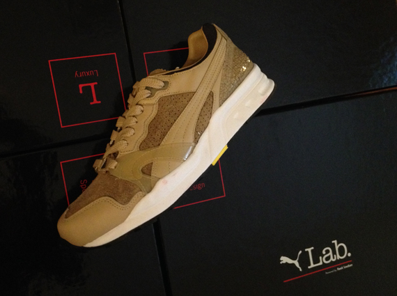 495ebdc9590a5d Athletic apparel and footwear giant Puma has teamed up with retailer Foot  Locker to open up the Puma Lab by Foot Locker. This Puma-only space offers  up the ...