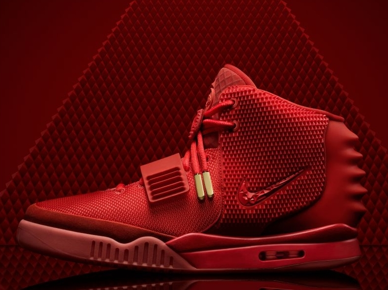 how much are red october yeezy