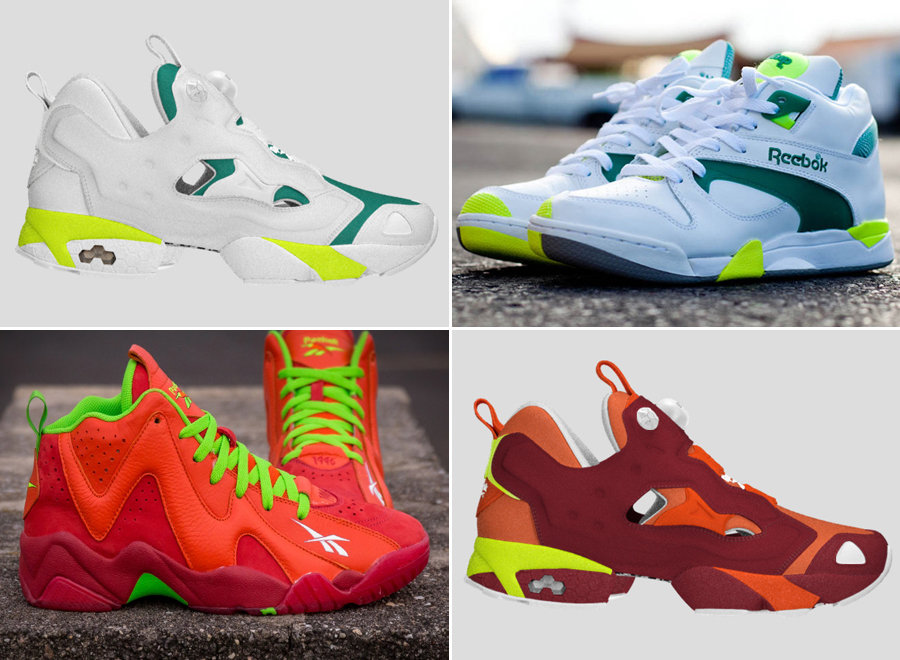 0e1c05ed29bd9d 10 Iconic Reebok Colorways You Can Customize on the YourReebok Insta Pump  Fury