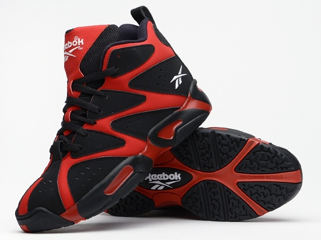 ... Buy and Reebok Kamikaze 1 – Red – Black ... 480885e7c