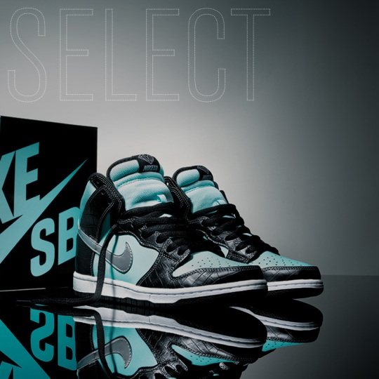 SELECT 1 on 1: Nicky Diamonds on the Diamond Dunk High & More
